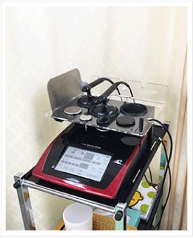 ラジオ波温熱機器の画像