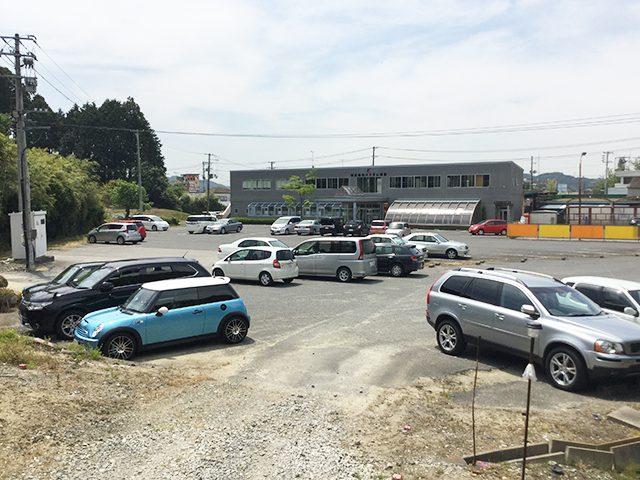 駐車場の写真2